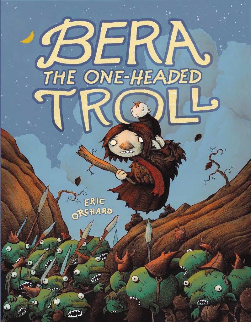 Bera: The One-Headed Troll