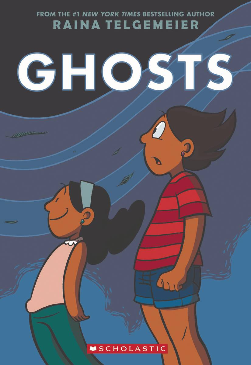 Raina Telgemeier: Ghosts