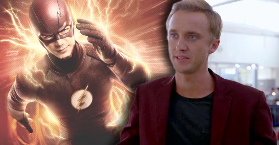draco malfoy flash