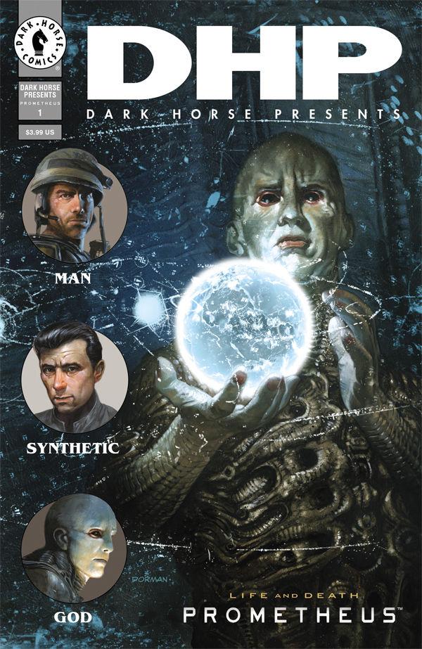 Prometheus: Life And Death