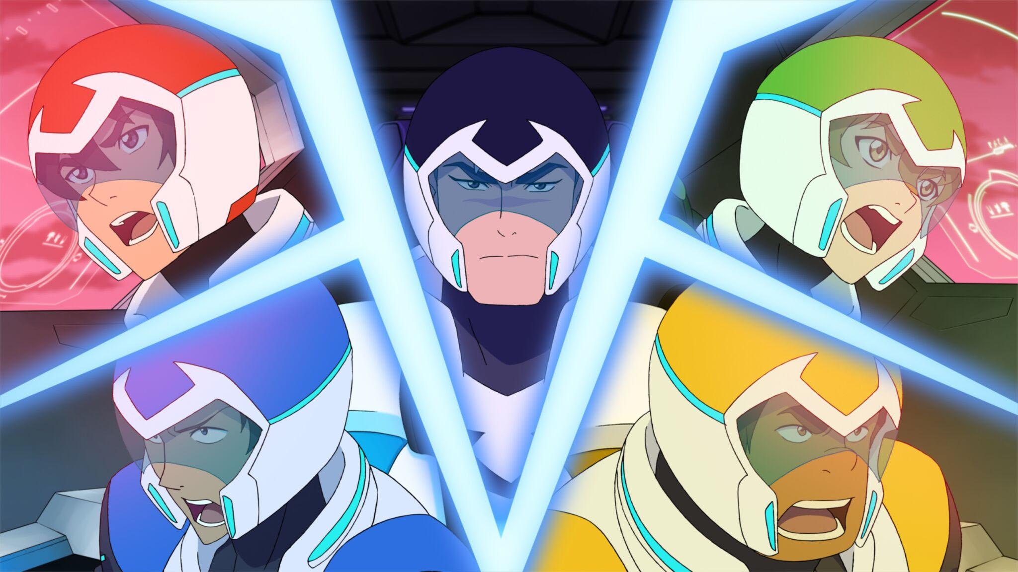 Voltron-Legendary-Defender-Pilots