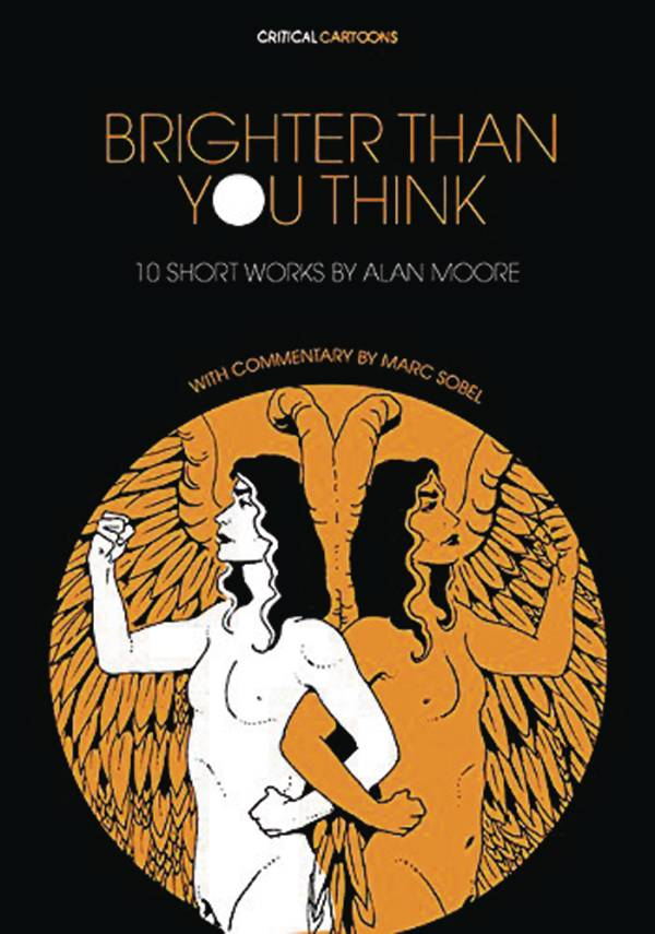 Brighter Than You Think: 10 Short Stories By Alan Moore