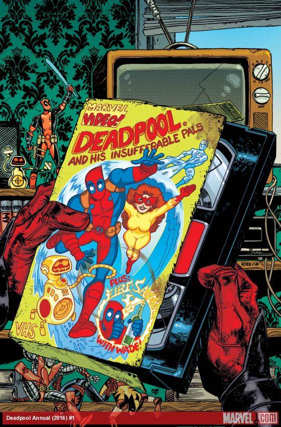 Deadpool Annual