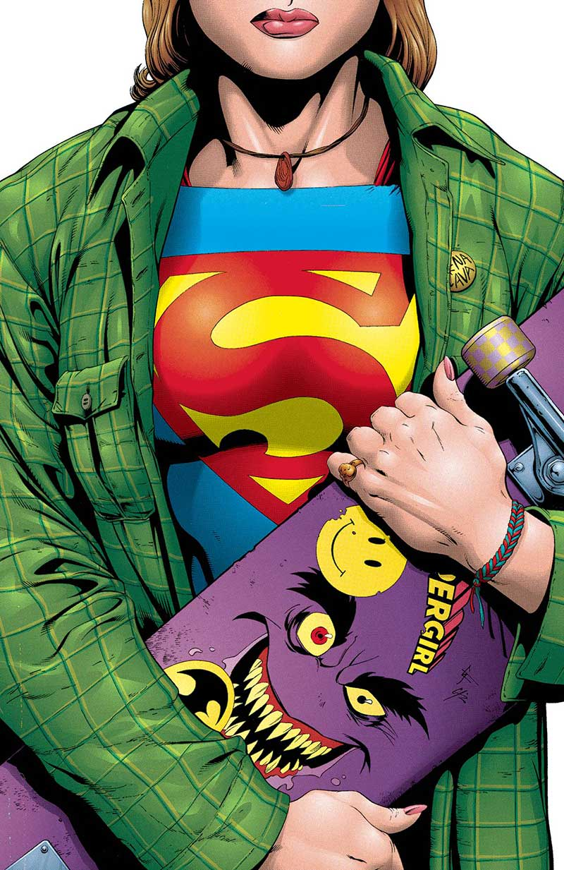 Supergirl Book One