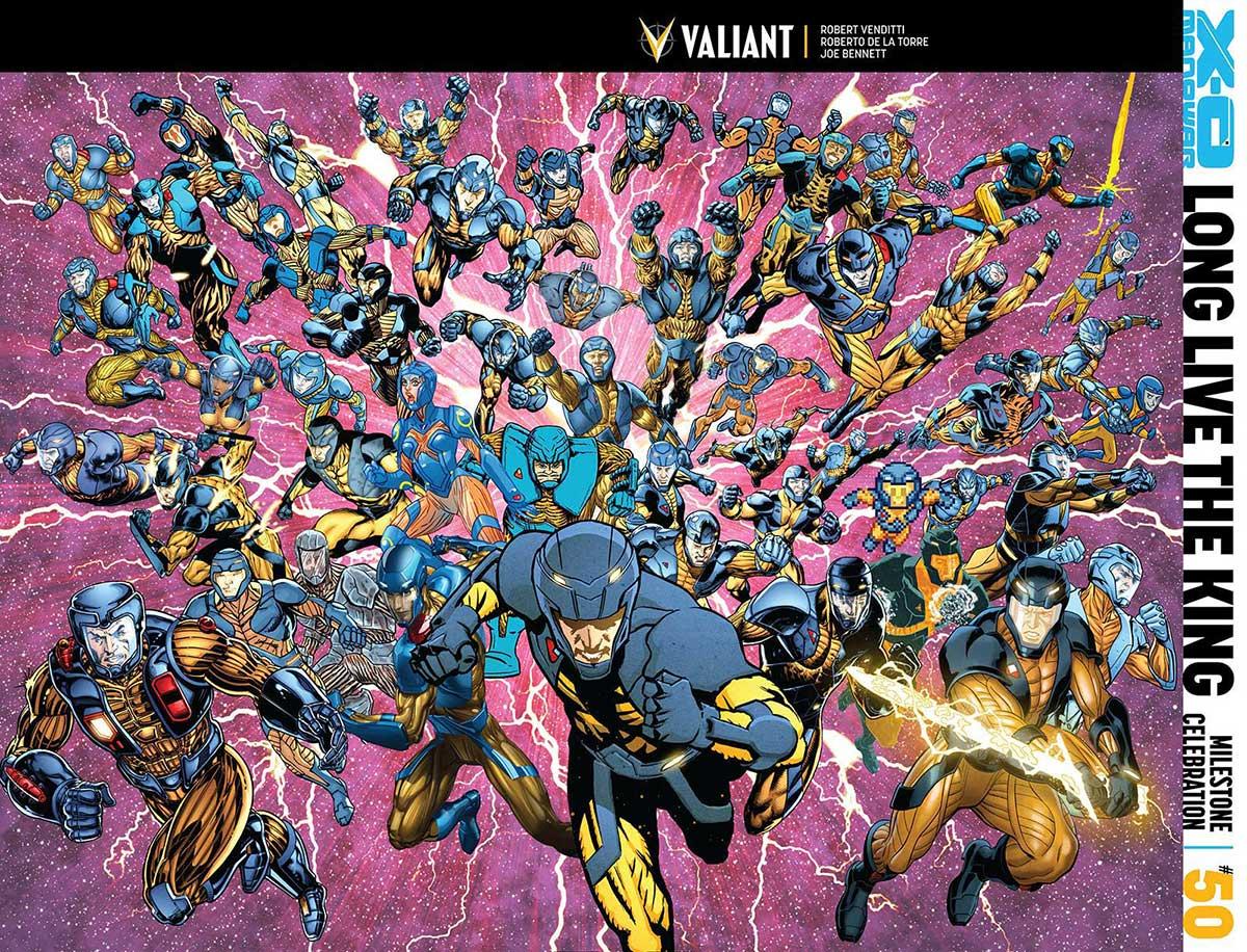 X-Manowar