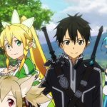 Sword Art Online Cast