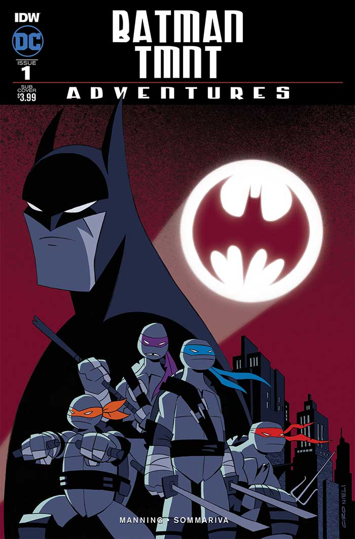 Batman/TMNT Adventures