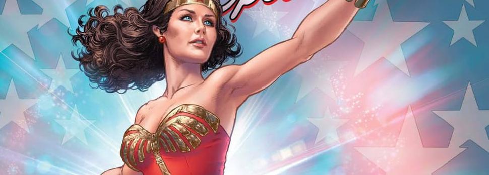 Wonder Woman Ambassador