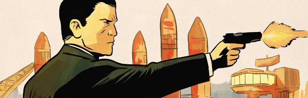 James Bond Hammerhead 1