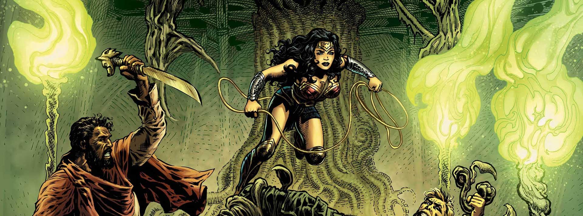 Wonder Woman 7