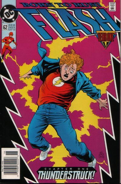 The Flash (Mark Waid)