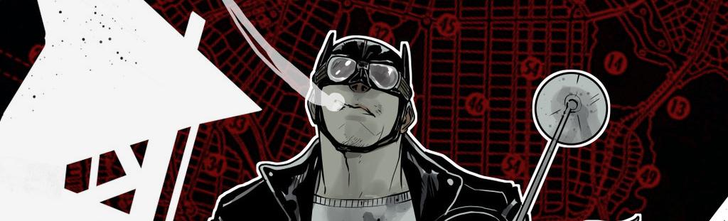 batman rebel yell cover art