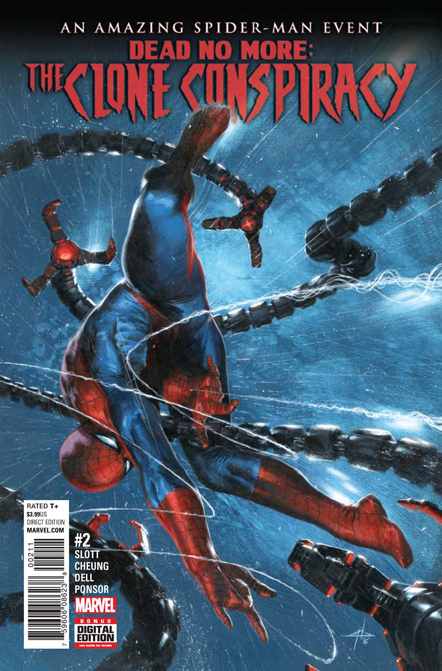 Spider-Man: The Clone Conspiracy
