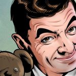 mr. bean graphic novels