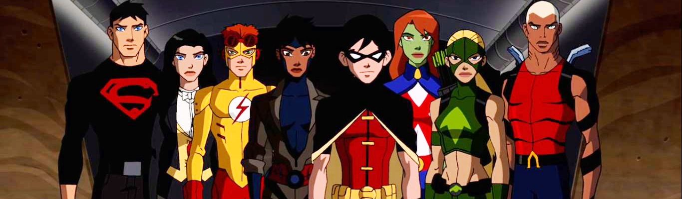 young justice returns