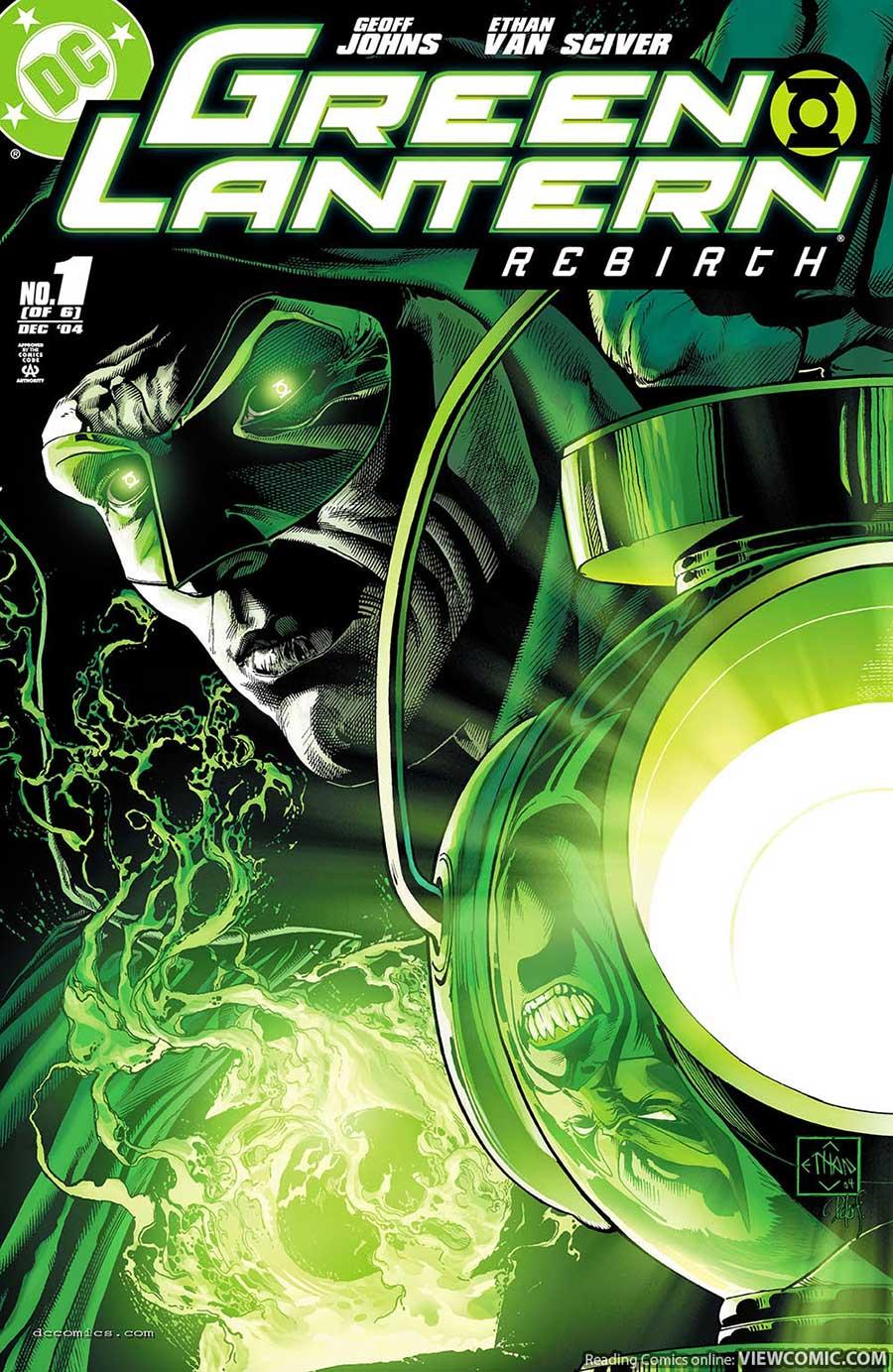 Green Lantern (Geoff Johns)