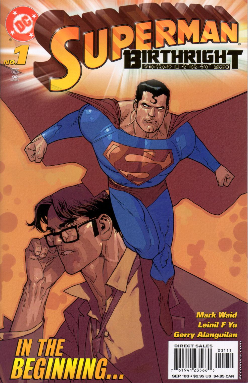 Superman: Birthright