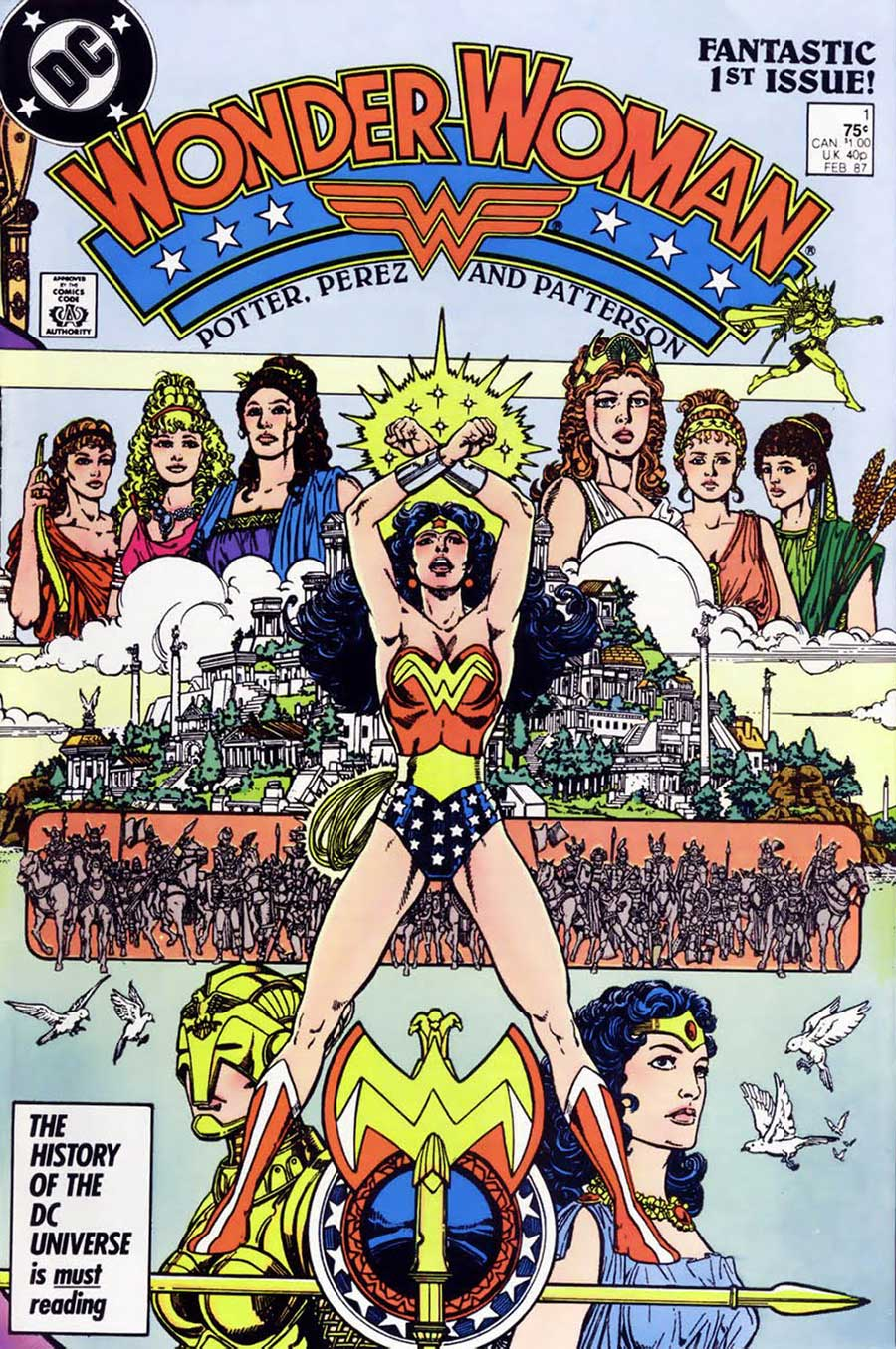 Wonder Woman (George Perez)