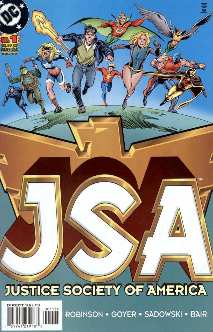 JSA (Geoff Johns)