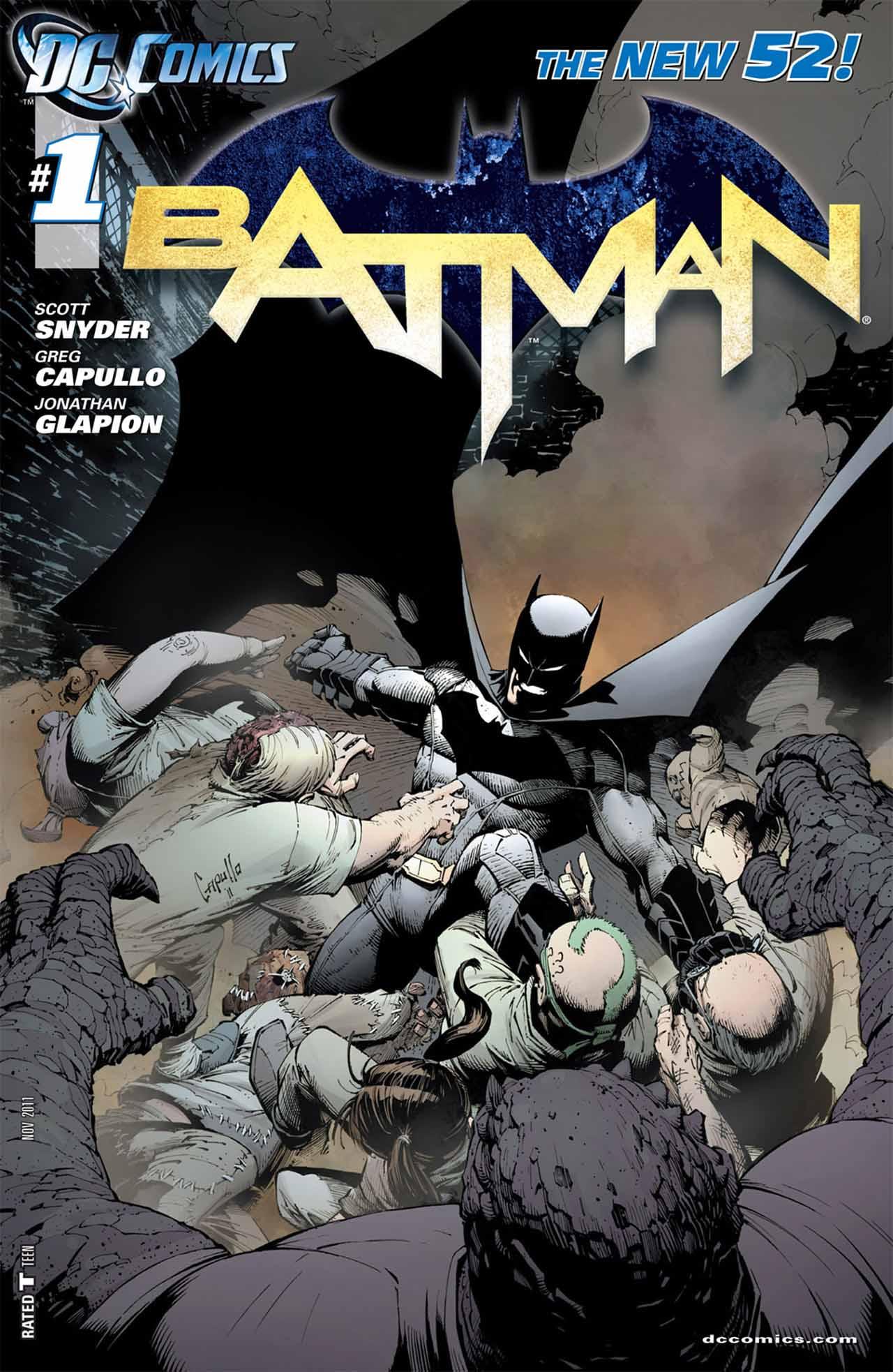 Batman (Snyder/Capullo)