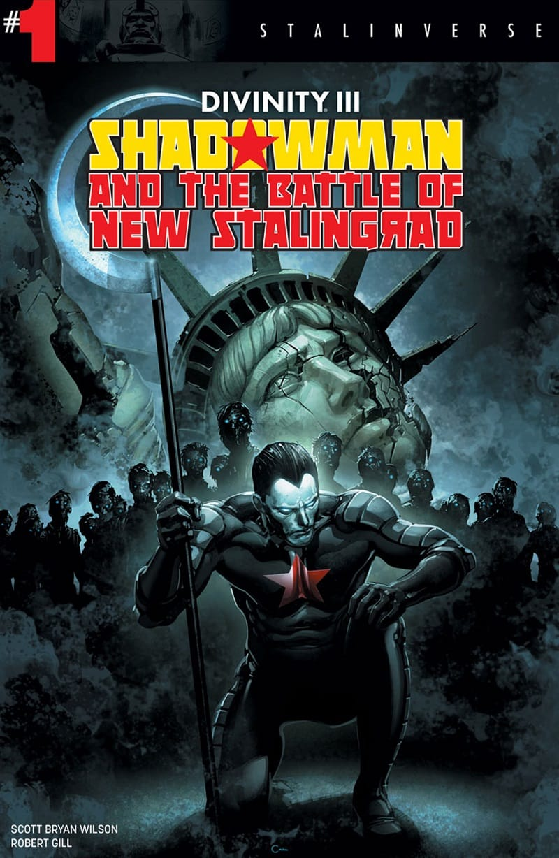 Divinity III: Shadowman And The Battle Of New Stalingrad