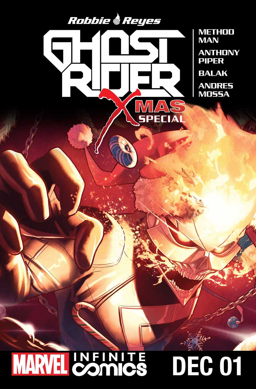 Ghost Rider X-Mas Special