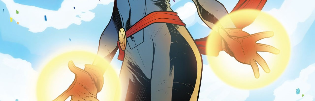 Mighty Captain Marvel 1
