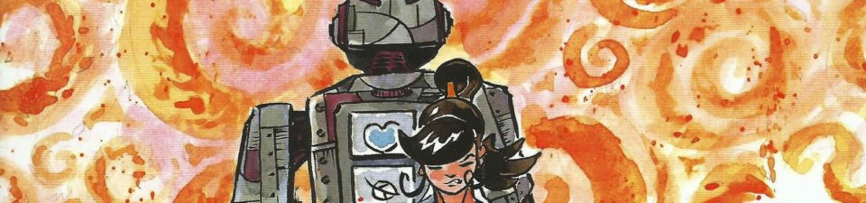 Το Ρομπότ Και Το Κορίτσι