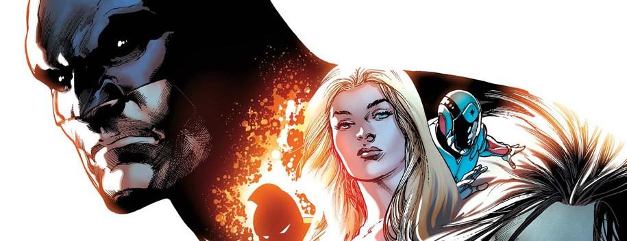 Justice League America Rebirth