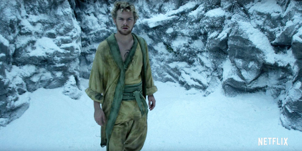 First Official Iron Fist Trailer