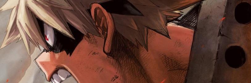 Hero Academia Volume 7