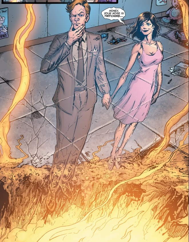 Ralph Dibny & Sue Dibny