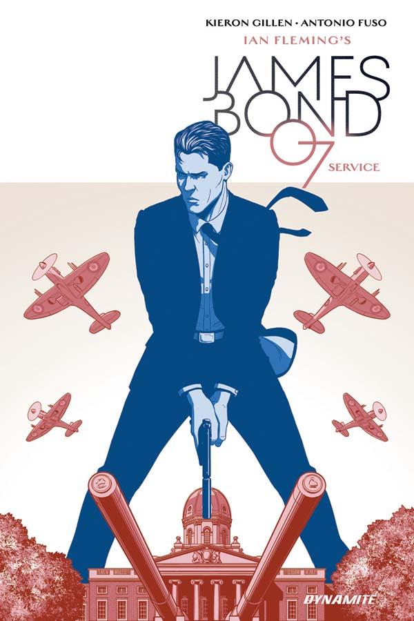 James Bond: Service