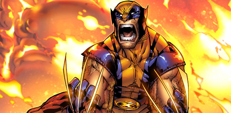 Top 10 Wolverine Stories