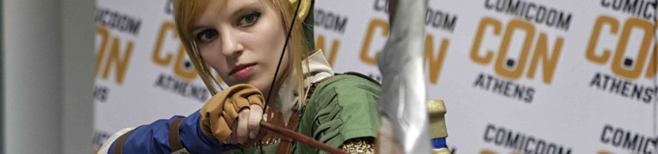 comicdom cosplay live streaming