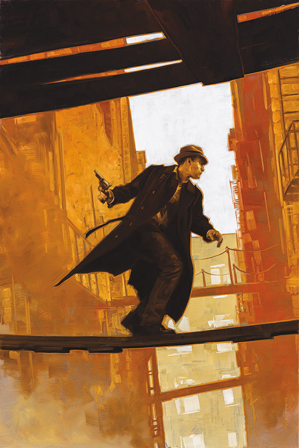 Joe Golem Occult Detective: Outer Dark