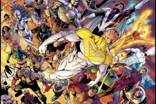 Wildstorm 25th Anniversary