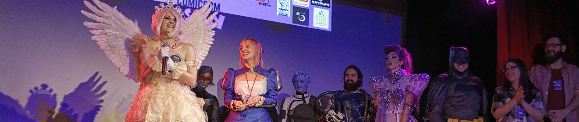 Comicdom Cosplay 2017 Winners