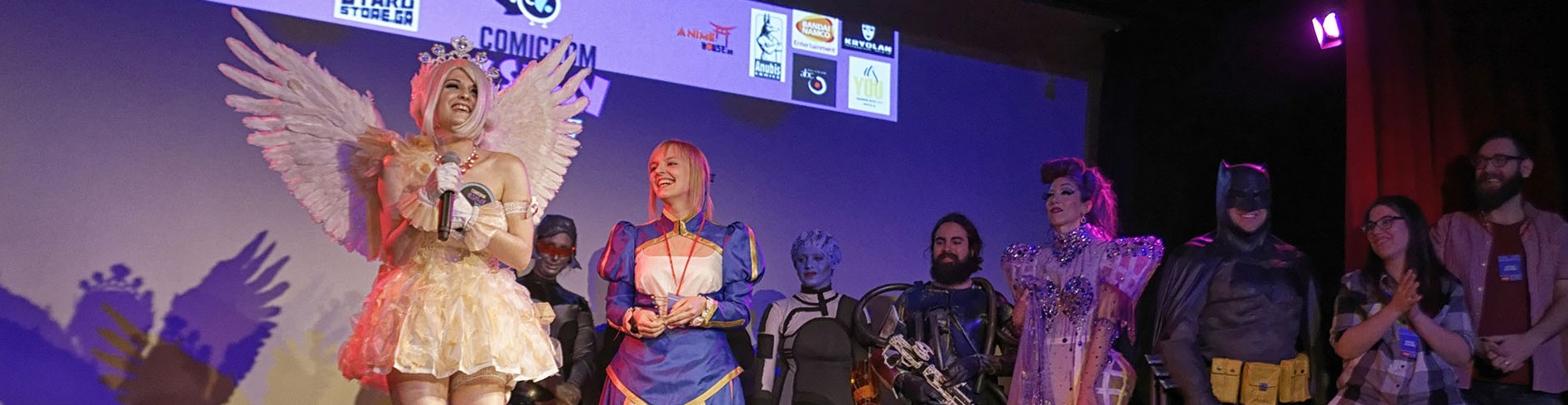 Comicdom Cosplay 2017 Winners