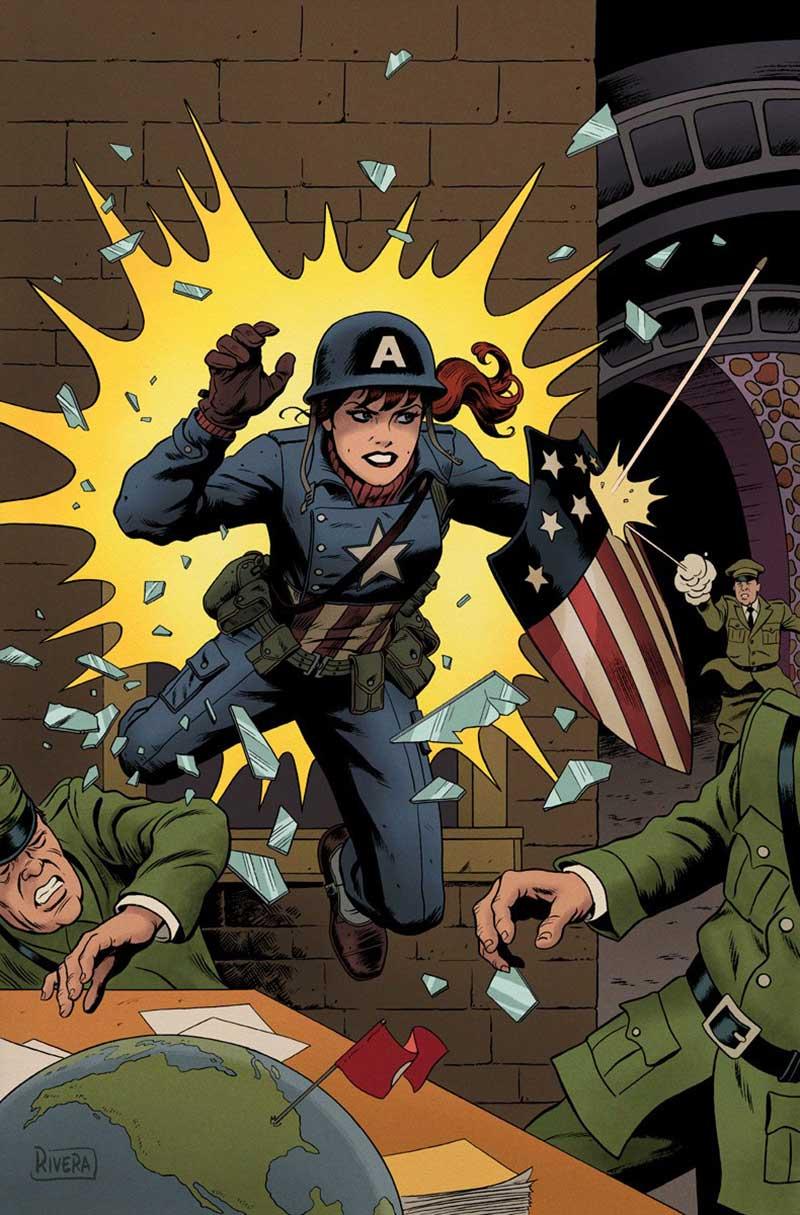 Captain America: Steve Rogers