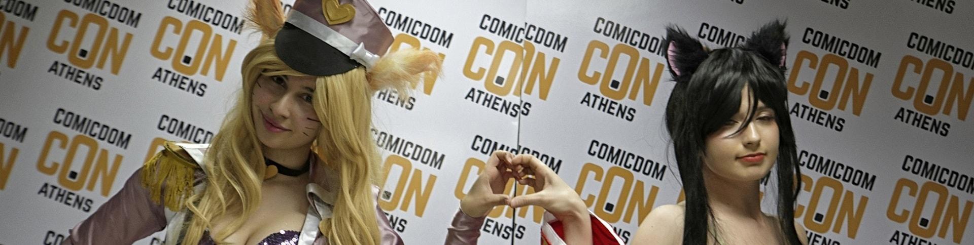 Comicdom Cosplay 2017 Photo Extravaganza