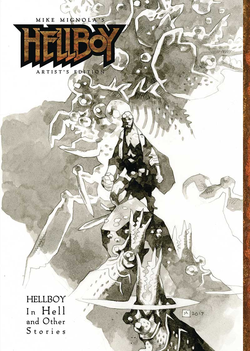 Hellboy In Hell Artist's Edition