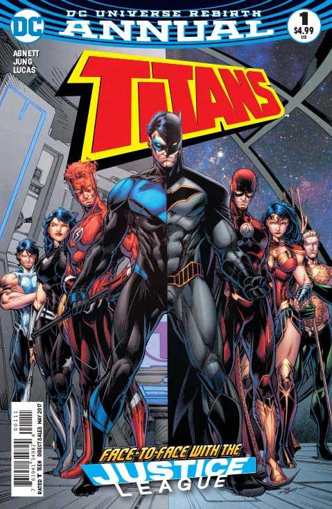Titans Annual