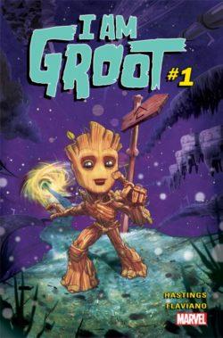 I Am Groot 1