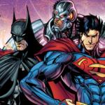 Manga Justice League