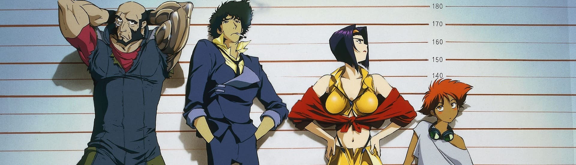 Cowboy Bebop Live Action TV Series