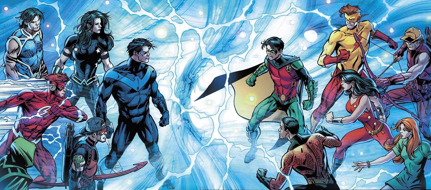 Teen Titans Special 1
