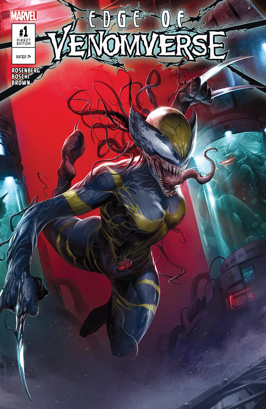 Edge Οf Venomverse