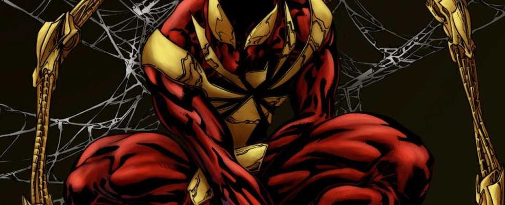 SDCC 2017 Spider-Man Sinister Six Iron Spider