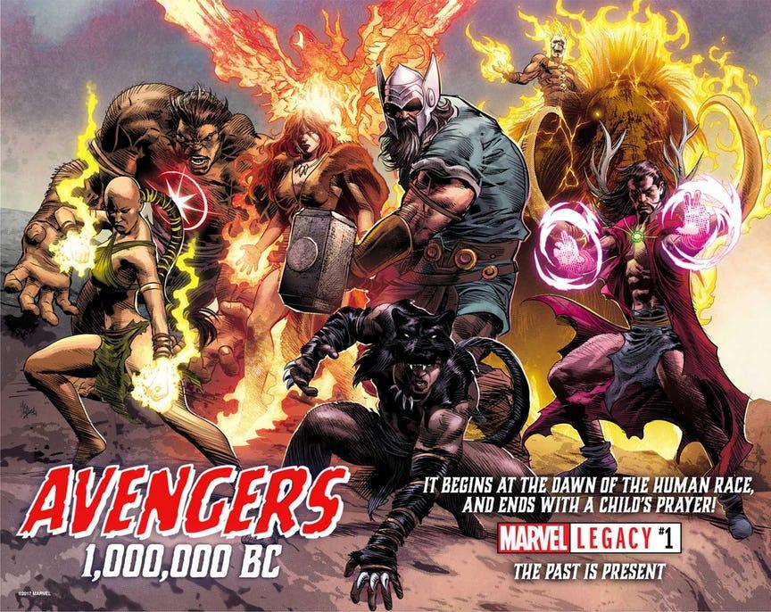 Avengers 1000000 BC